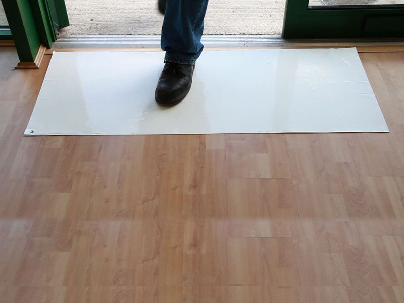 Buy Peel Off Adhesive Mats Free Delivery