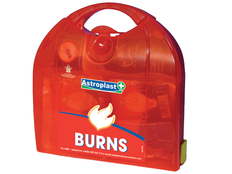 Burns Dispenser