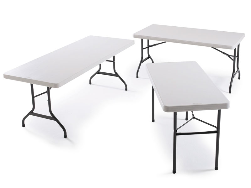 Polyfold Lightweight Table