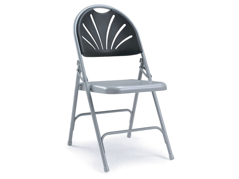 Premium 4 pack By-Fold Chairs, 2600 Series