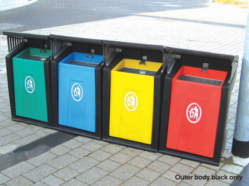Provincial Recycling Bins