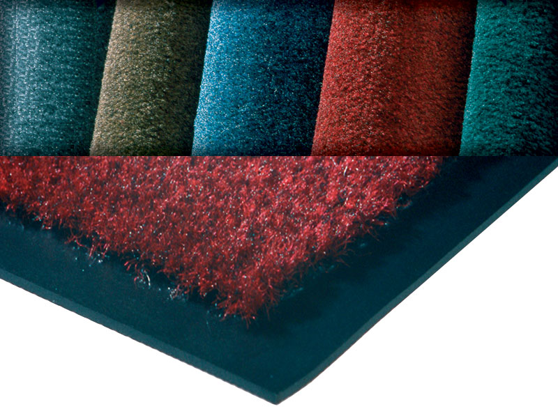 This quick drying reception matting is available in several colours