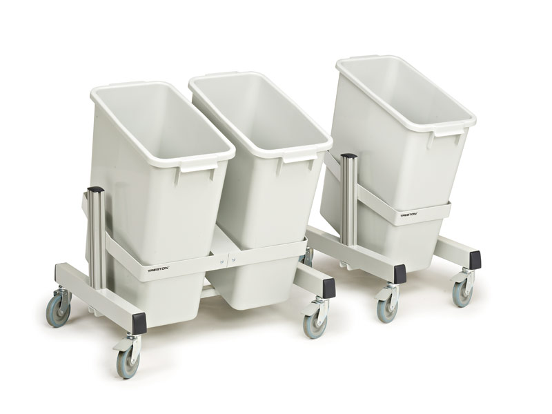 Recycling Material Trolley