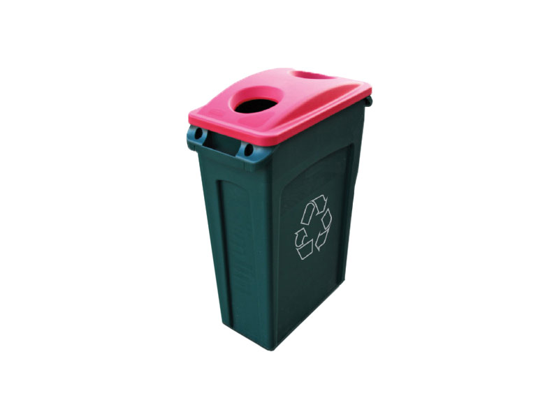 Rubbermaid Recycle Bins
