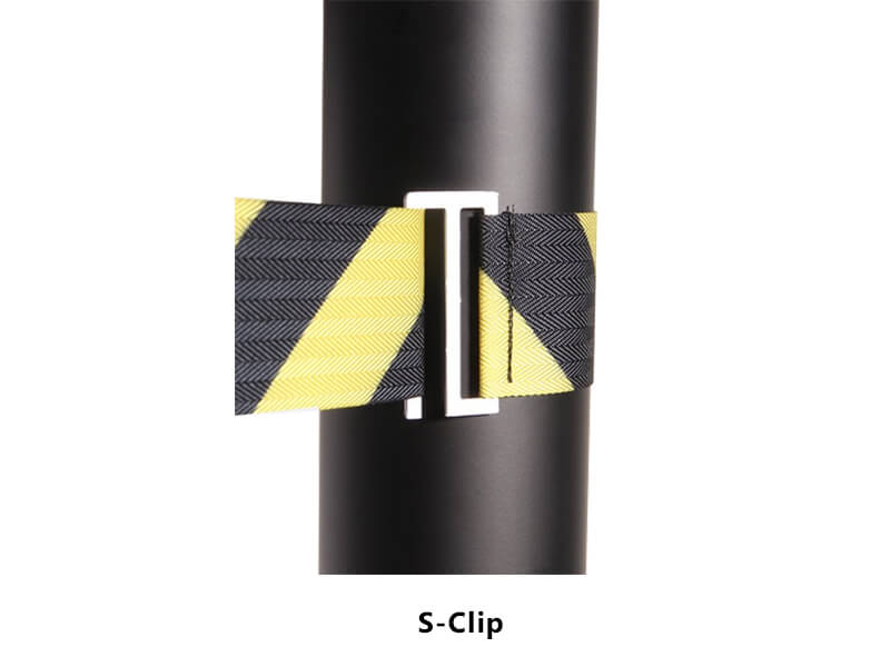 Retractable Belt Barriers Free Delivery
