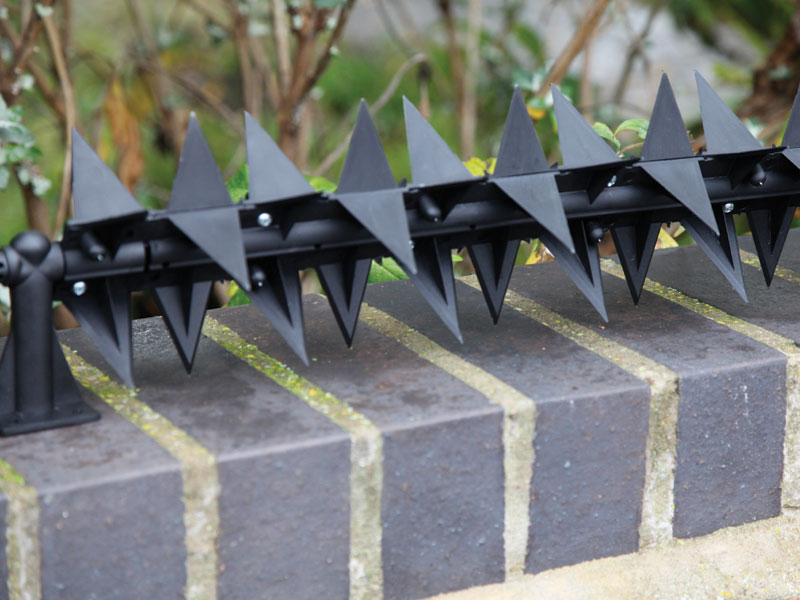 Security Spikes For Walls And Fences Buy Rotating Premium