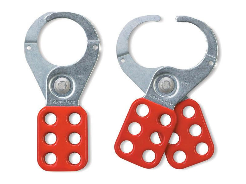Steel Safety Lockout Hasp 38mm