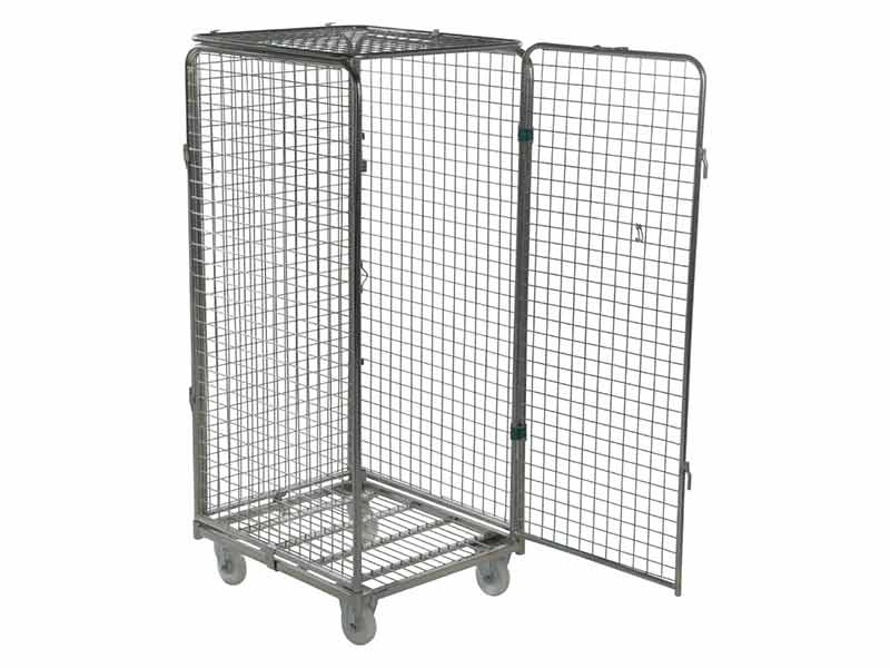 Security Demountable Roll Container