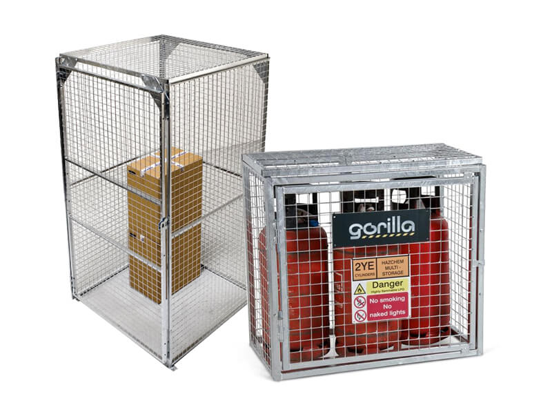 Security Cages & Enclosures