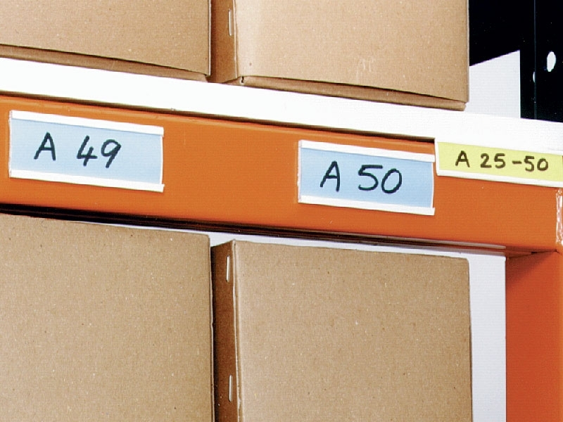 Self-Adhesive Label Holders