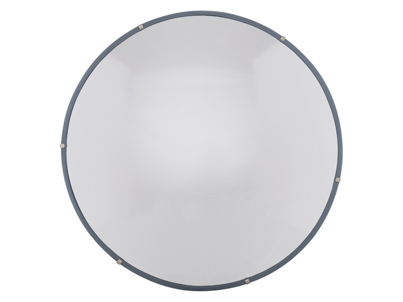 Convex shop or retail mirror