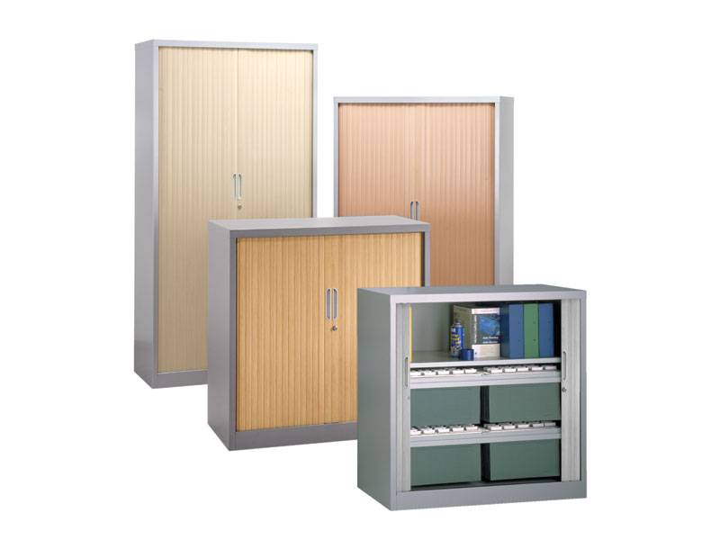 Side Opening Tambour Unit (Split)
