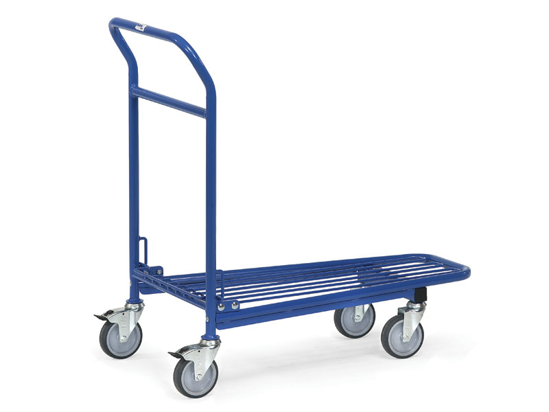 Single Platform Nesting Trolley