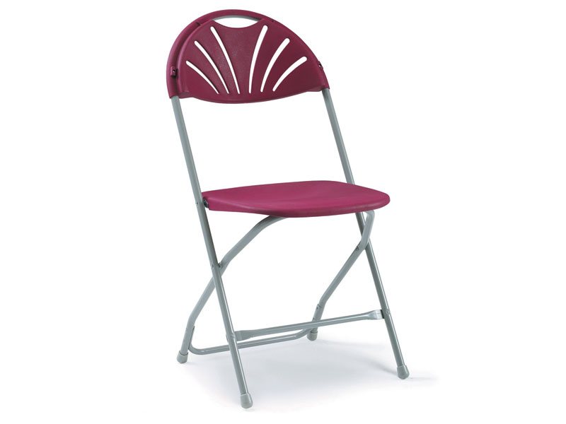 Standard 8 pack By-Fold Chairs, 2000 Series