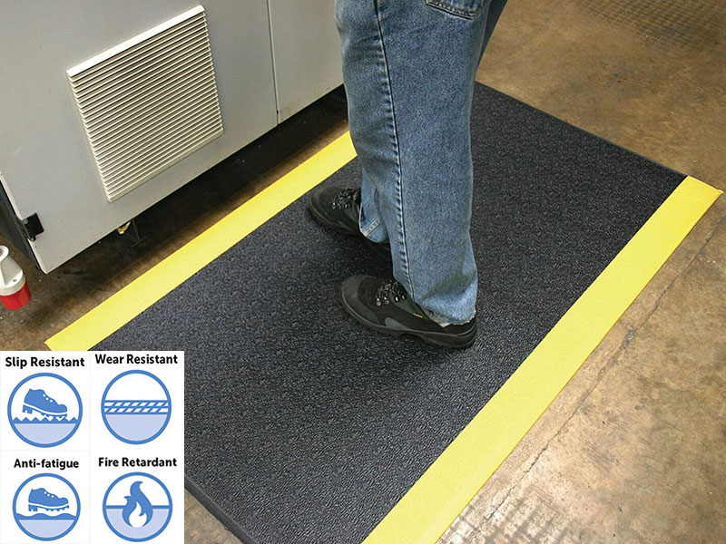 Buy Static Free Anti Fatigue Matting Free Delivery