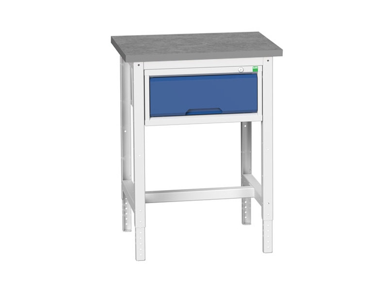 Static Storage Lino Workstand with 1 Drawer