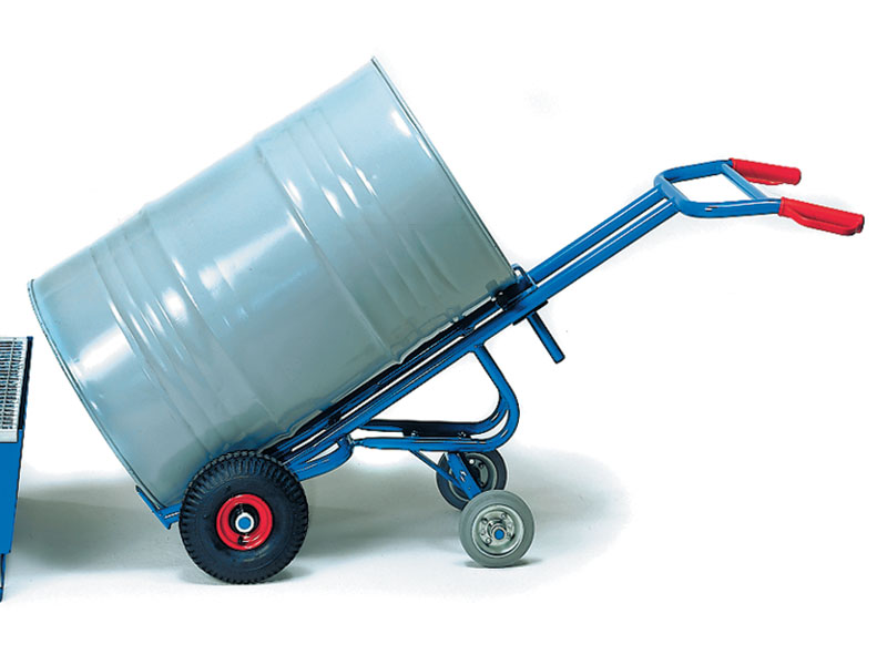 Barrel Trolley Free Delivery
