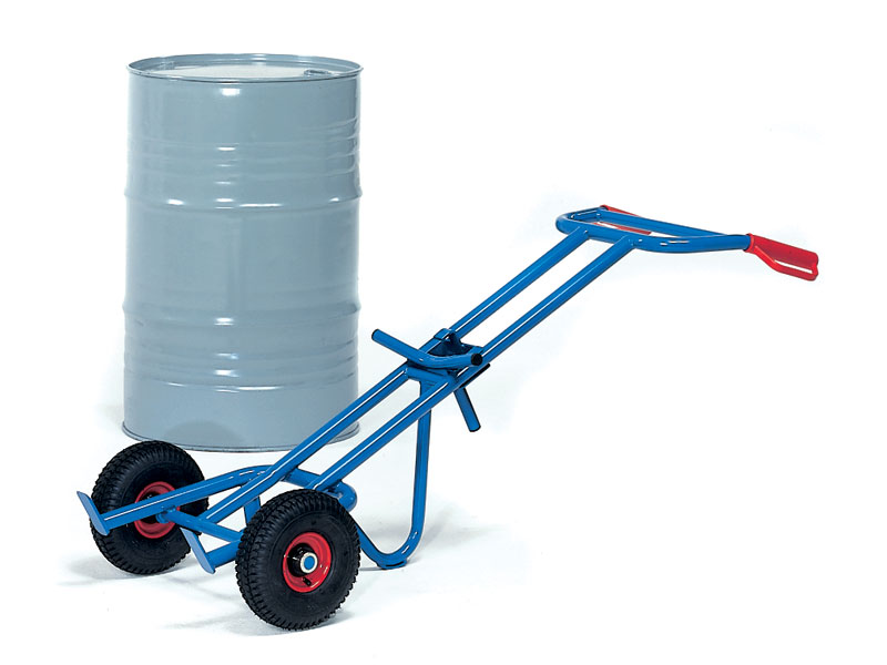 Buy Steel Drum Trolley No Support Free Delivery