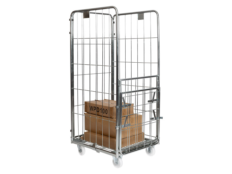 Stock Cage Trolley