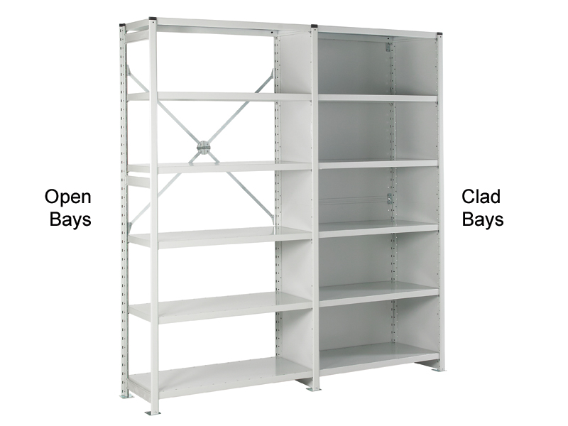 Store Room Shelving