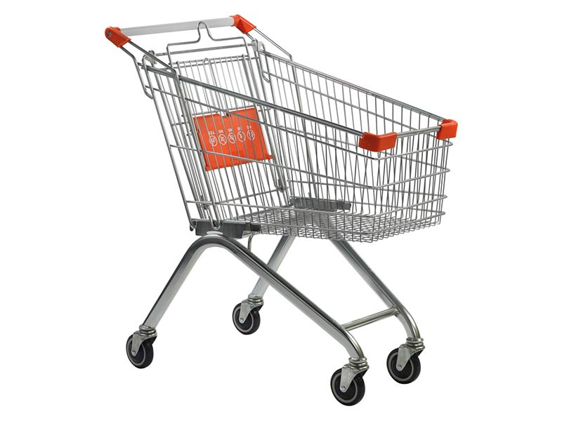 Buy Supermarket Trolley Free Delivery