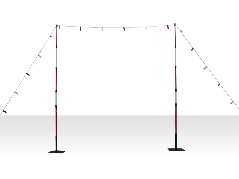 Overhead Cable Protection Goalposts