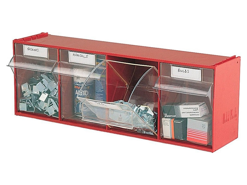 Tilt Box Module 4 Compartments