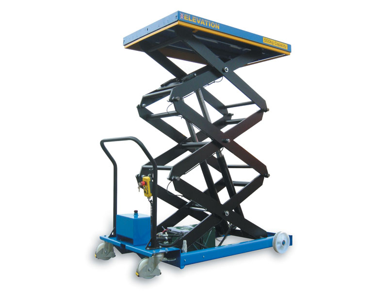 Triple Scissor Lift