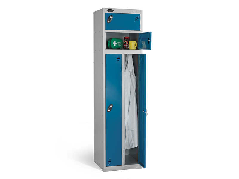Two Person Metal Storage Locker