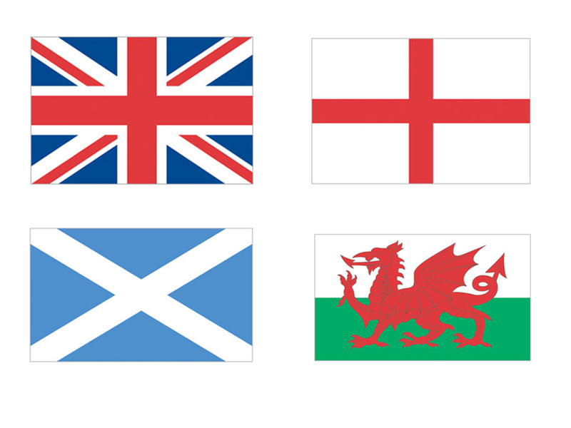 Buy Uk Flags Free Delivery