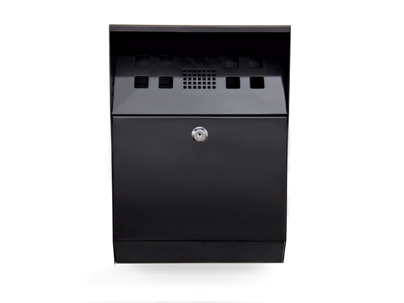 Wall Mounted Smoking Bin