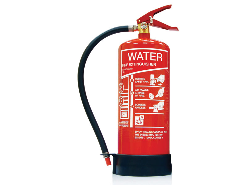 Buy Water Fire Extinguisher Free Delivery