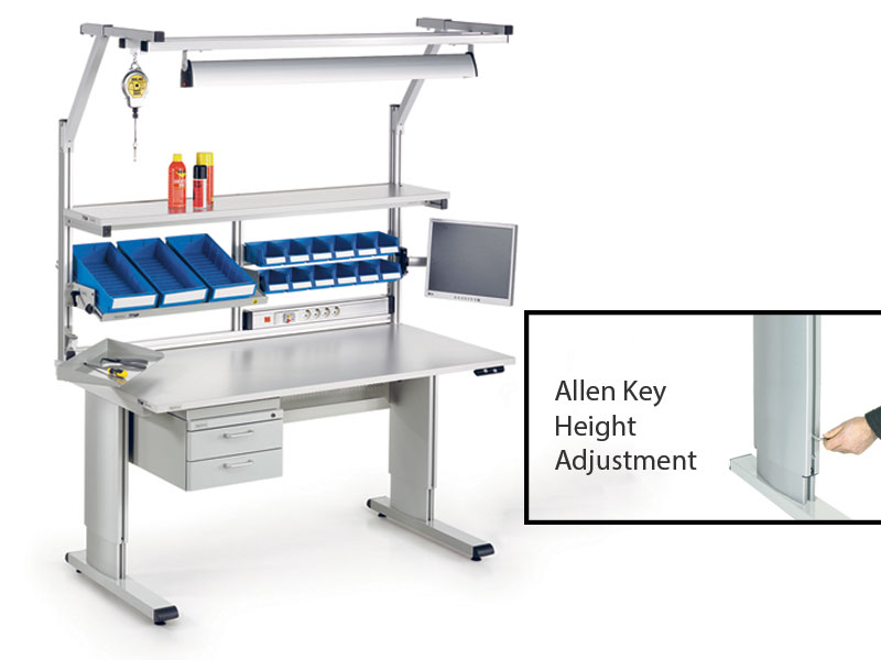 Inspection Workbench Free Delivery