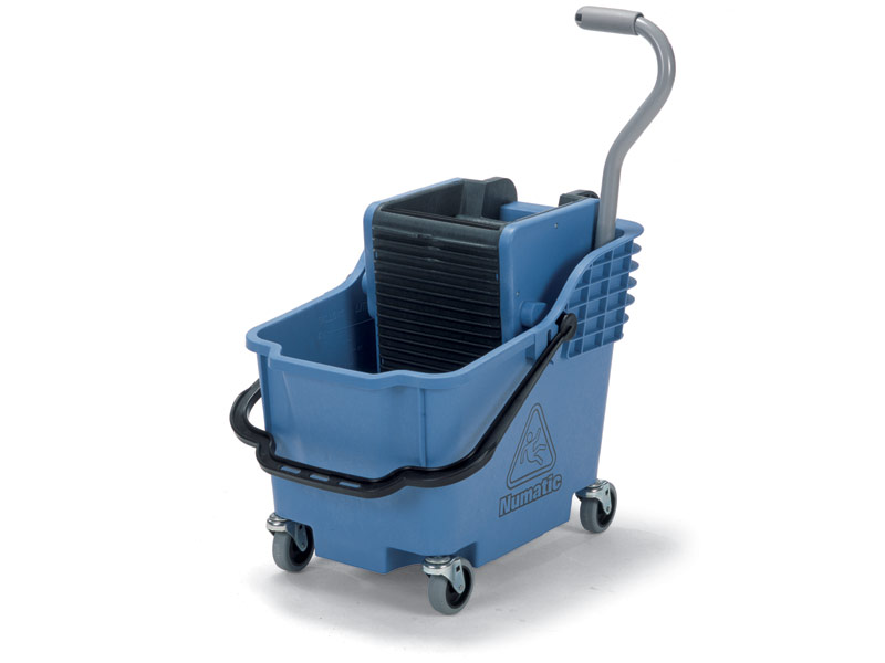 Hi-Back Bucket & Mop Unit