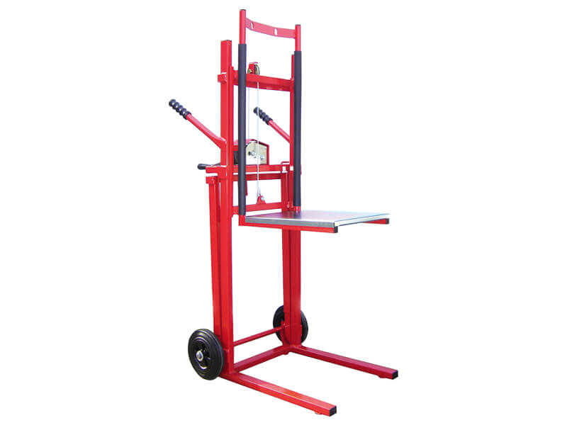 Manual Winch Lifter