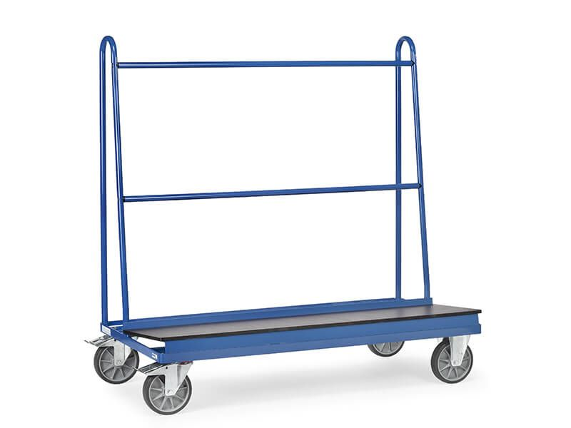 1 Sided Sheet Material Trolley