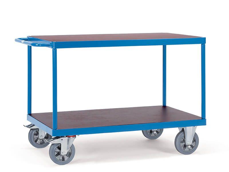 Heavy Duty Shelf Trolley