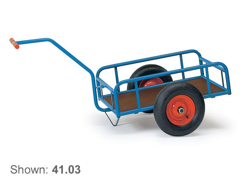 Wheeled Cart