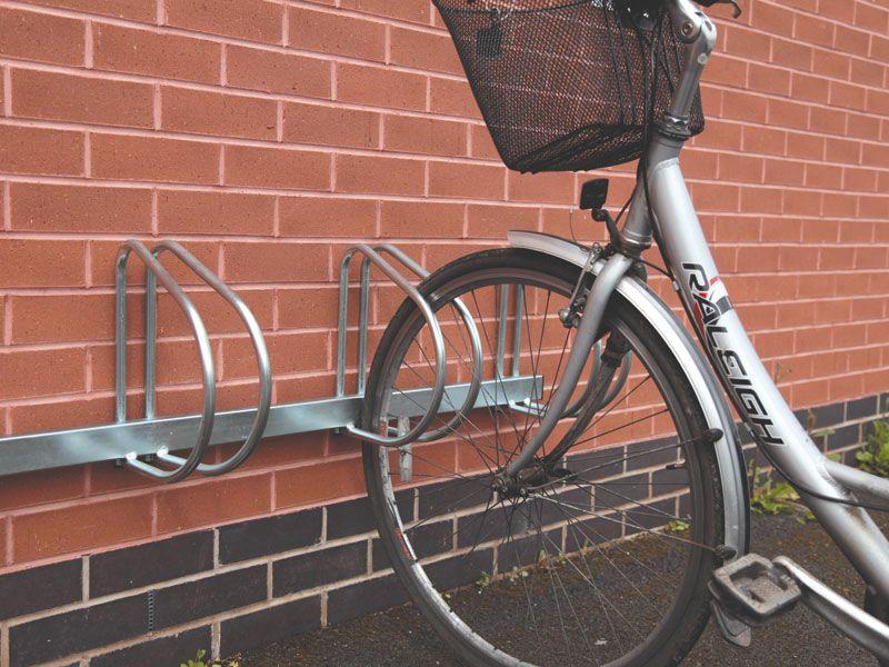 Wall Mounted Bike Rack