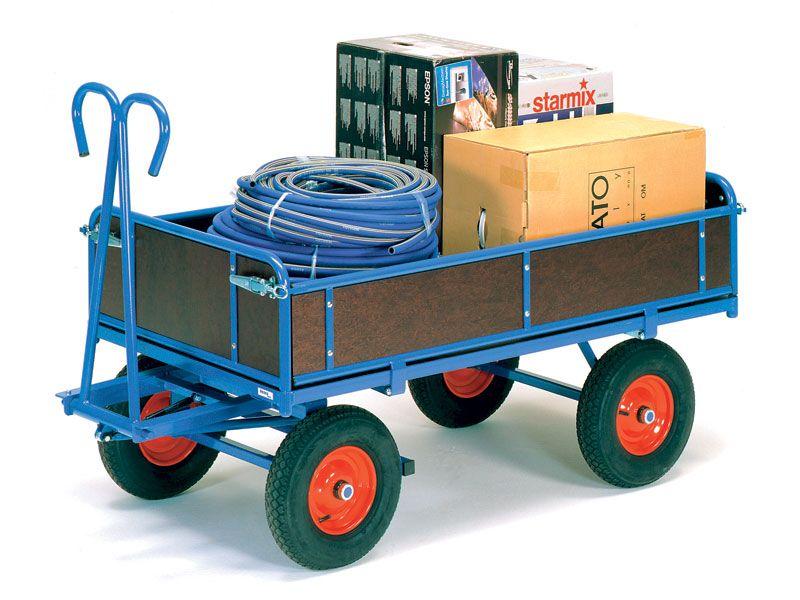 4 Wheel Platform Trolley