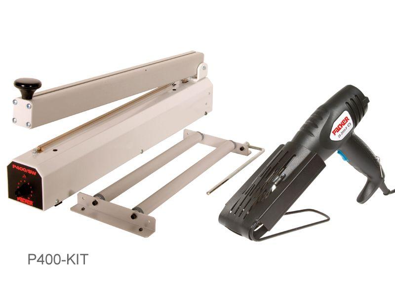400mm Shrinkwrap System