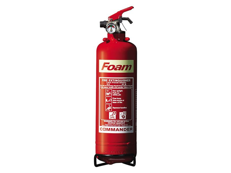 AFFF Foam Extinguisher