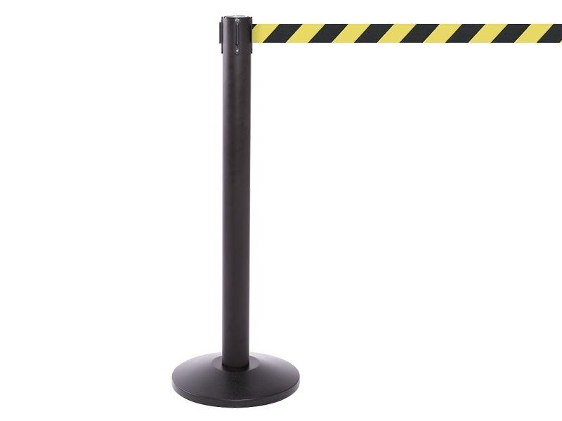 Retractable Security Barrier