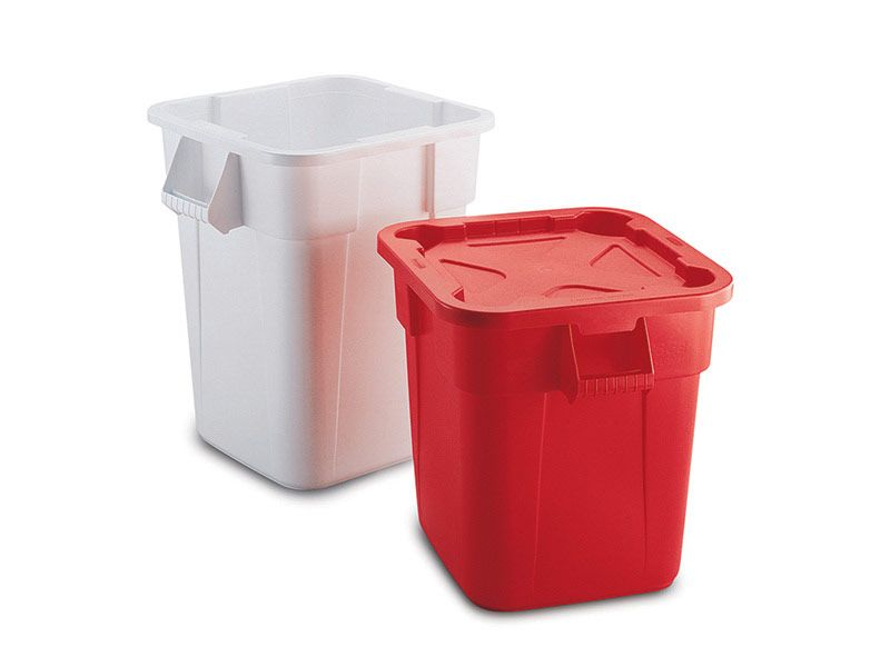 Brute Square Waste Bins