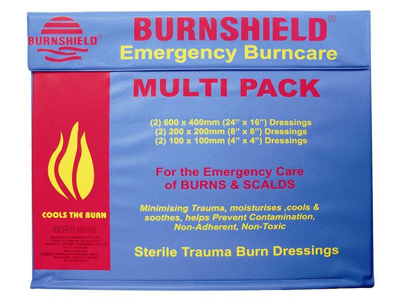 Burn Dressing First Aid Kit
