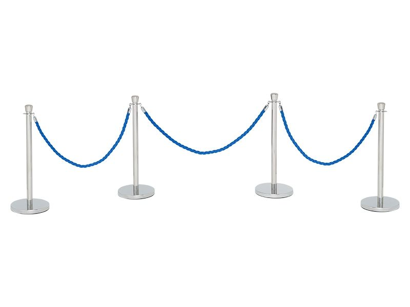 Stanchion Post and Rope