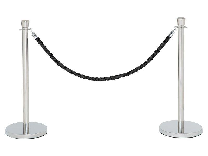Queue Barrier Posts