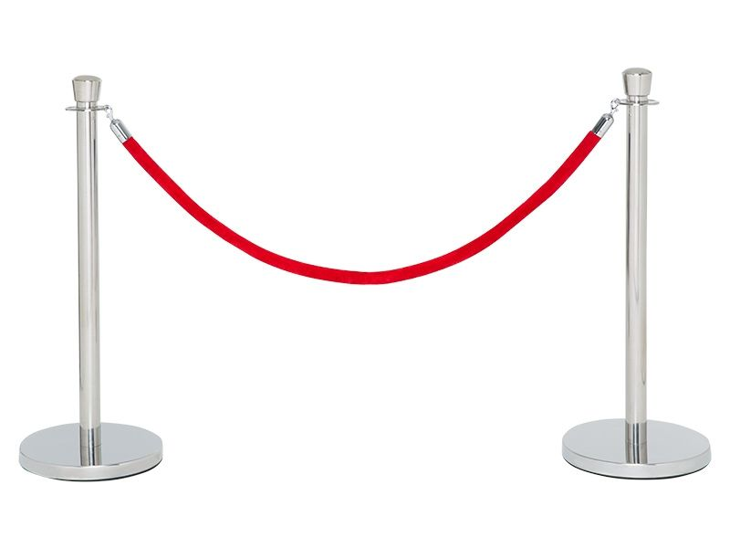 Velvet Rope and Stanchion