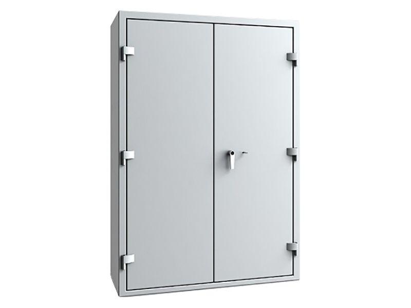 CombiPaper 2-Door Fire Resistant Security Cupboard