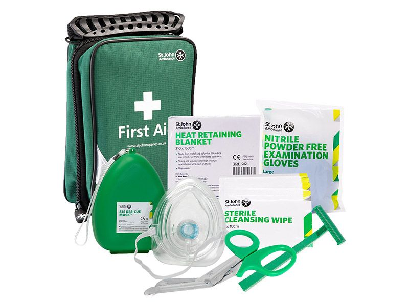 CPR AED Kit